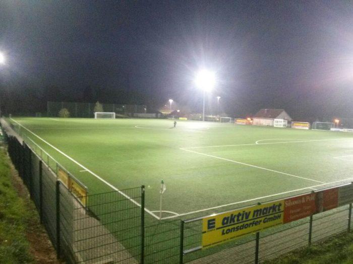 Sports fields LED Flood Light Stadium Floodlight solutions